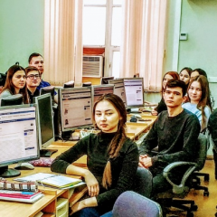 "Знакомствоспроектом ""Law and Rights Modules in Teacher Training Programmes (Erasmus+ Programme 2016-2019)"" продолжается"